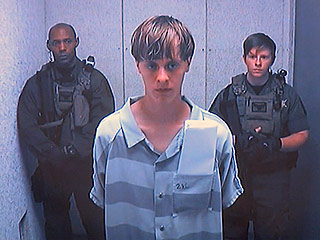 Accused Charleston Church Shooter Dylann Roof Pleads Not Guilty to Federal Charges