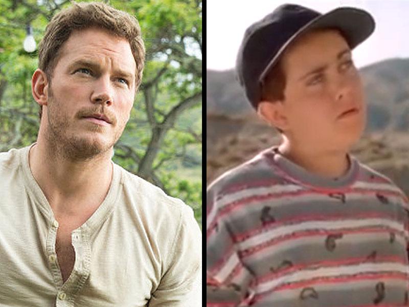 Young Male Child Actors Chris Pratt Jurassic World