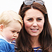 Proud Mom Princess Kate Tells a Young Boy Named George, 'Good Name!'