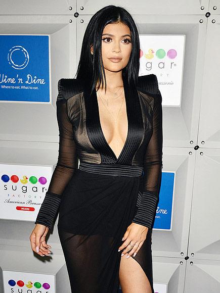 Kylie Jenner Promotes Natural Butt Enhancer