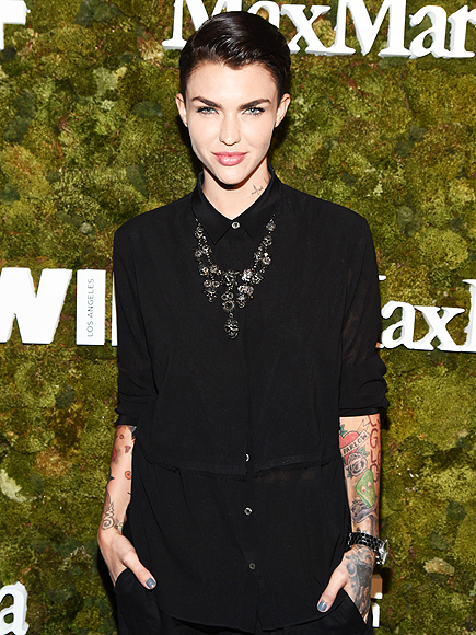 Ruby Rose: Orange Is the New Black Stars Say She Fits Right in