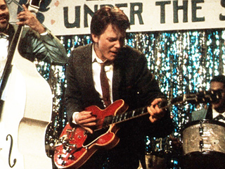 Here's Why Back to the Future's Soundtrack Still Rocks 30 Years Later