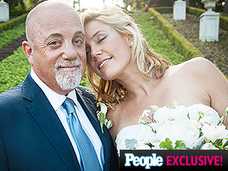 Billy Joel Marries Alexis Roderick in Surprise Wedding