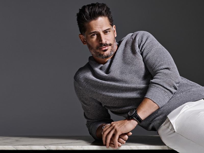 Joe Manganiello: Magic Mike XXL Star Calls Addiction an 'Ongoing Battle'