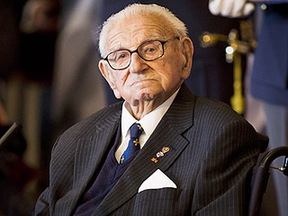 Nicholas Winton Dies at 106; 'British Schindler' Saved Hundreds of Children from Holocaust