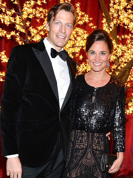 Pippa Middleton Is Not Engaged to Nico Jackson, Says Source