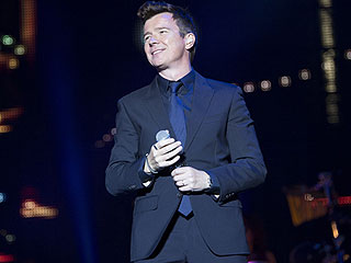 Internet Patron Saint Rick Astley Covers 'Uptown Funk' (VIDEO)