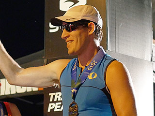 Blind Army Veteran Finishes Ironman Triathlon: 'It Was a Feeling of Completeness'