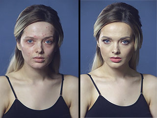 Former Model's Anti-Bullying Video Shows Online Cruelty