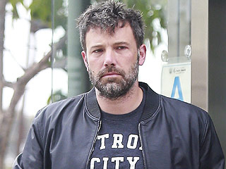 Ben Affleck Spotted with Tattoo on His Back Post-Split