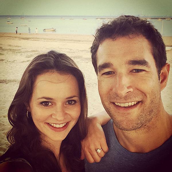 Sasha Cohen Boyfriend Sasha Cohen Engaged: O...