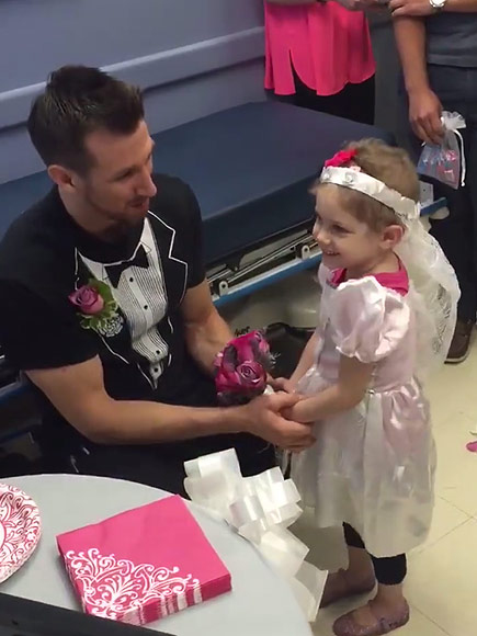 4-Year-Old Leukemia Patient Marries Her Favorite Nurse in Adorable Ceremony