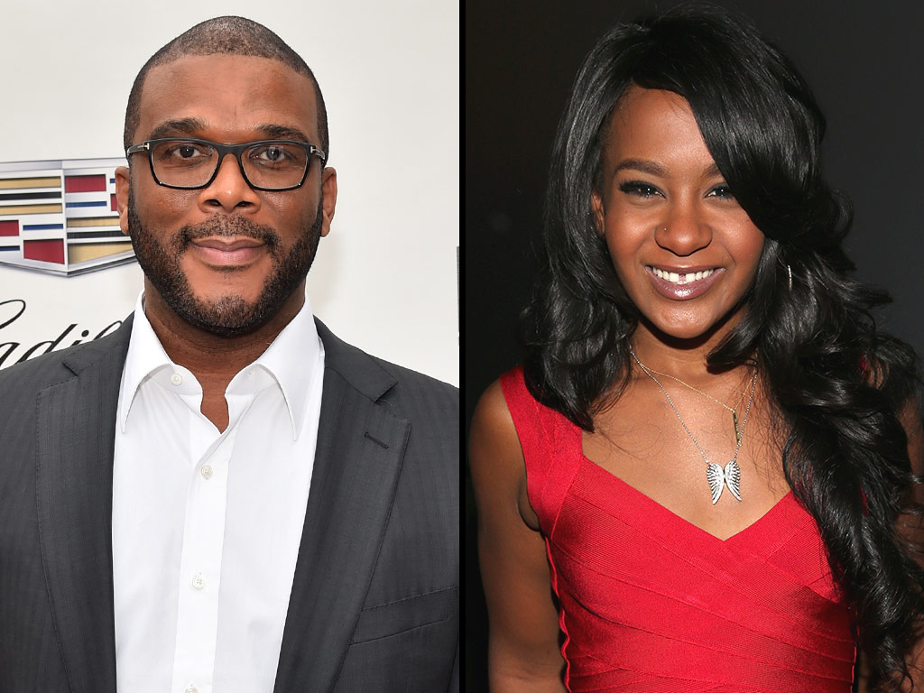 Tyler Perry Speaks About Bobbi Kristina Brown's Hospice Condition
