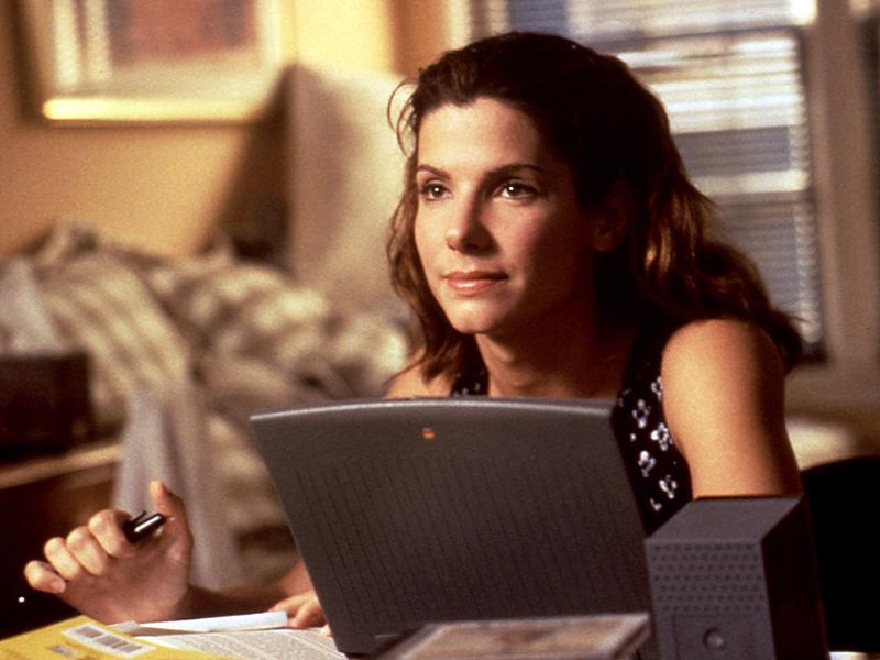 Sandra Bullock Movie The Net: 20 Years Later