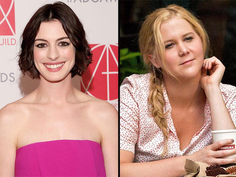 Amy Schumer: Oscar Nominee? Anne Hathaway Thinks So