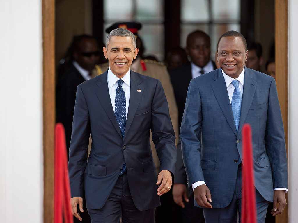 Barack Obama's Kenya Trip Reportedly Inspires New Baby Name: 'AirForceOne'