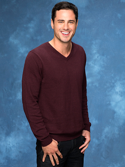 The Bachelor: Ben Higgins Is the New Leading Man