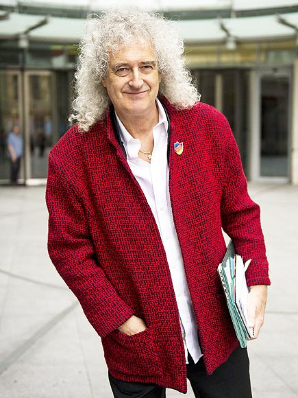 Brian May of Queen Recognized as NASA Collaborator in Pluto Mission