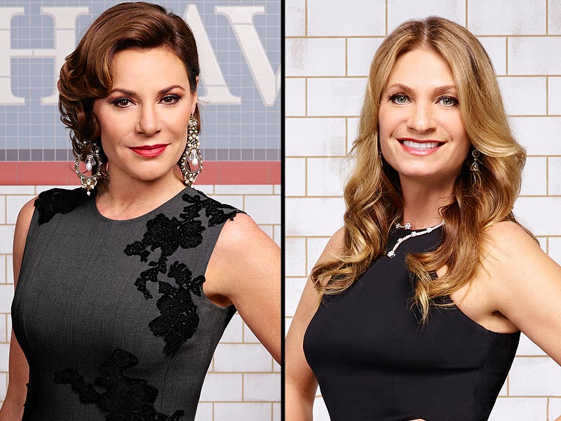 Real Housewives: LuAnn de Lesseps on Rumor Heather Thomson Is Leaving