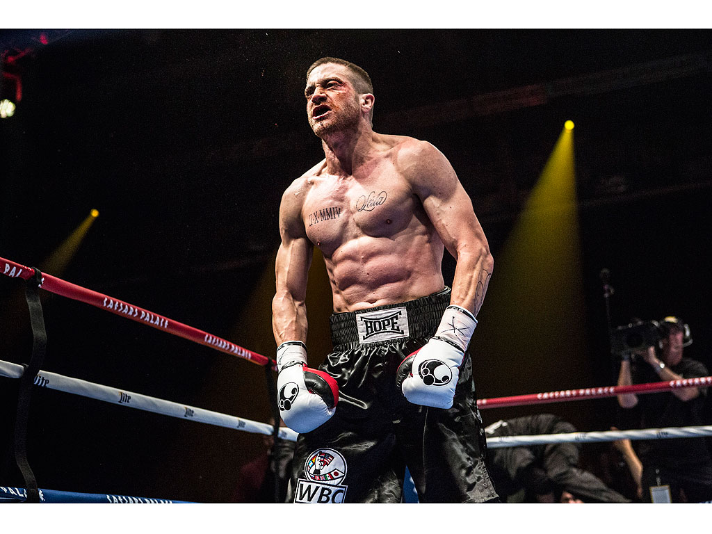 Jake Gyllenhaal Talks Southpaw Fighter Body, Workout, Boxing Training