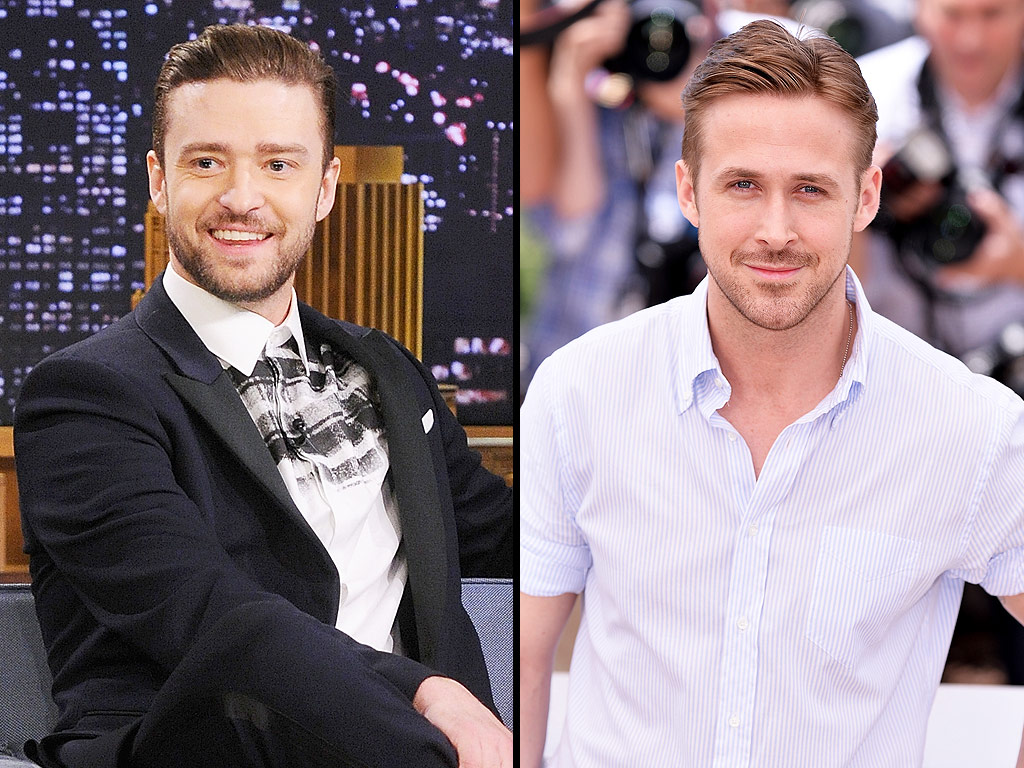 Lance Bass Tweets Cute Flashback of Ryan Gosling and Justin Timberlake
