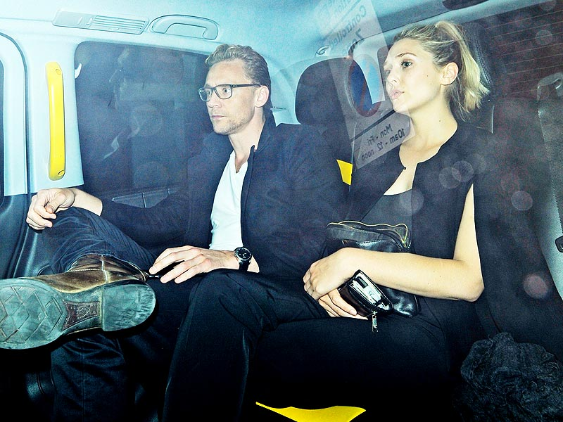 Tom Hiddleston Elizabeth Olsen