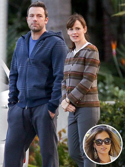 Ben Affleck, Jennifer Garner Divorce: He Was Only Friendly with Nanny - Source
