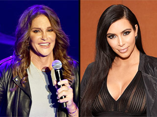 VIDEO: Caitlyn Jenner Tries Out a Feminine Voice for Kim Kardashian West
