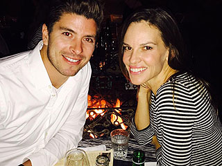 Hilary Swank Is Not Dating a Former Bachelorette Contestant – But They Are Friends