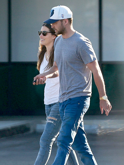 Justin Timberlake and Jessica Biel Seen Together for First Time Post-Baby