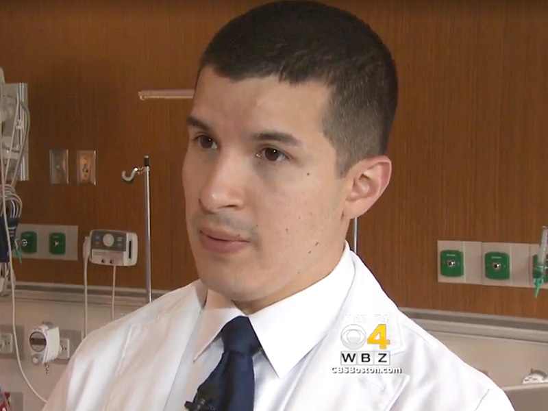 Boston Doctor's Rare Condition Allows Him to Feel Patients' Pain