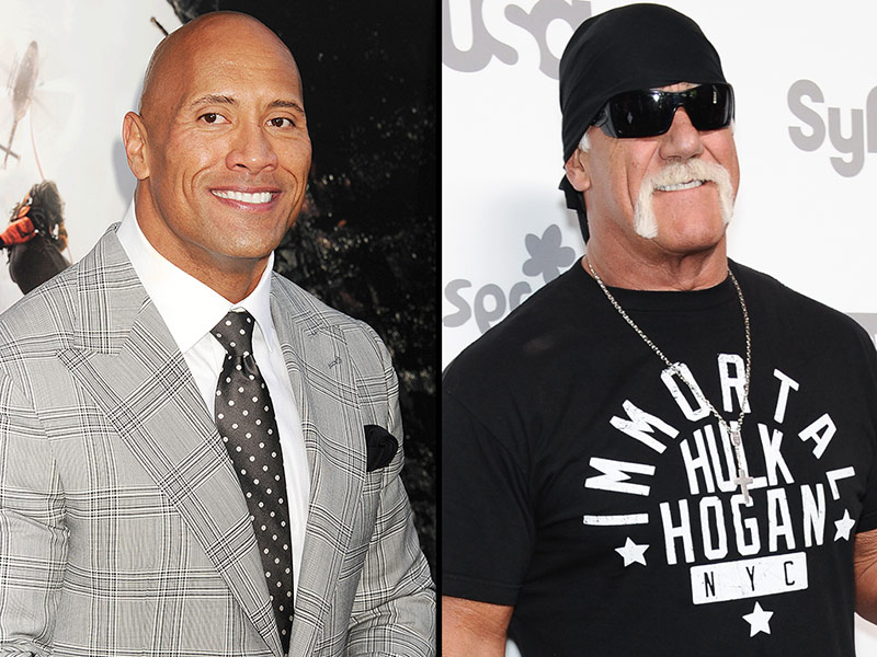 Dwayne Johnson 'Disappointed' by Hulk Hogan's Comments