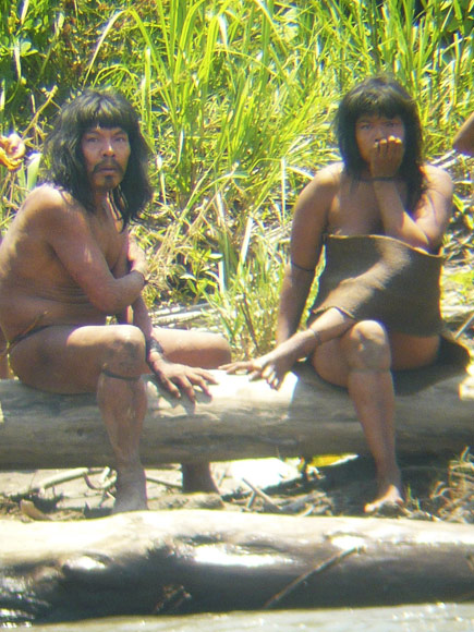 Mascho Piro: Peruvian Government to Reach Out to Isolated Tribe
