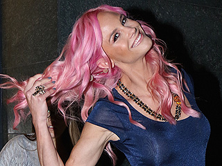 RHOC's Meghan King Edmonds Defends Her Pink Hair After Death of Husband's First Wife