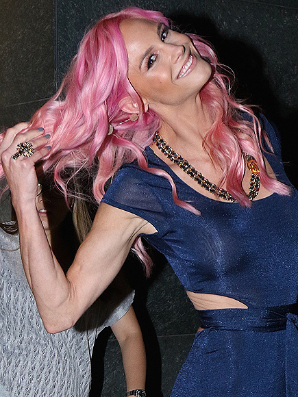 Real Housewives: Meghan King Edmonds Defends Pink Hair