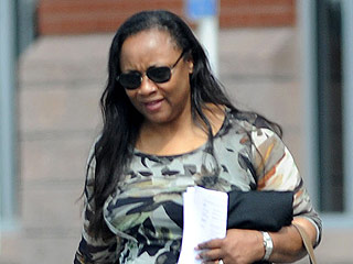 Bobbi Kristina Brown's Aunt Spotted Making Funeral Arrangements Amid Family Tension