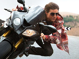 Tom Cruise's Mother's Reaction to His Daredevil Stunts? 'Oh, Lordy, Tom!'