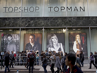 Topshop Ditches 'Ridiculously' Skinny Mannequins after Facebook Complaint