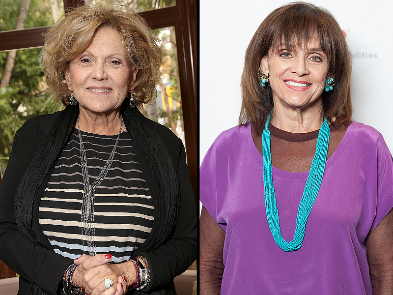 Valerie Harper Replaced by Brenda Vaccaro in Nice Work If You Can Get It