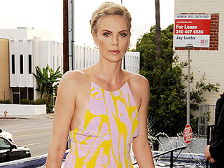 Charlize Theron Adopts a Baby Girl Named August