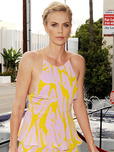 Charlize Theron Adopts a Baby Girl Named August Charlize Theron