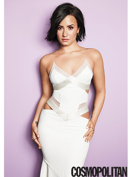 Demi Lovato Opens Up About Longtime Boyfriend Wilmer Valderrama