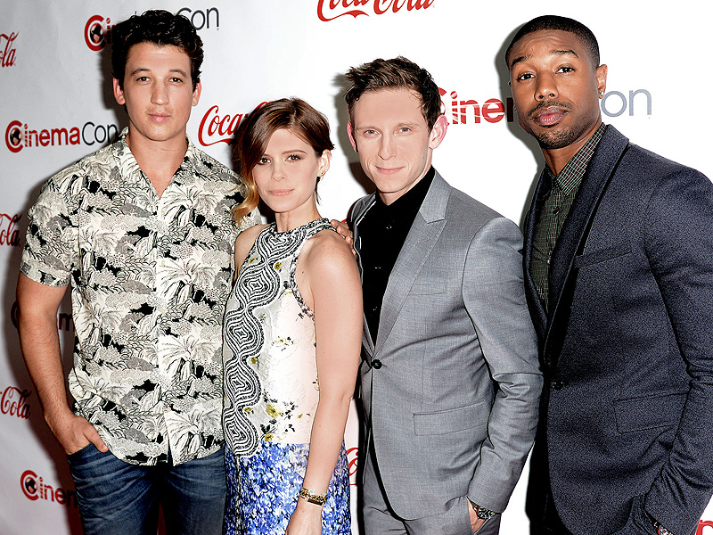 Fantastic Four Cast: Costars Open Up About Their Chemistry