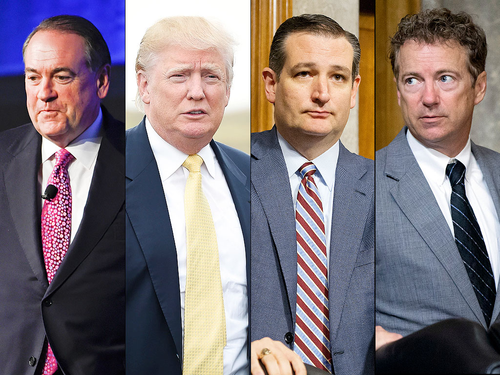 Republican Presidential Debate in Cleveland: Lineup Is Set