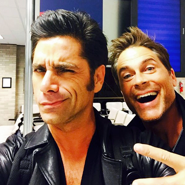 John Stamos Jokes He and Rob Lowe Have Dated for Years at TCAs