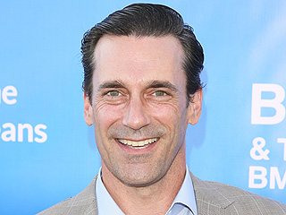 Jon Hamm, January Jones and Kiernan Shipka Have a Mad Men Reunion at Charity Gala