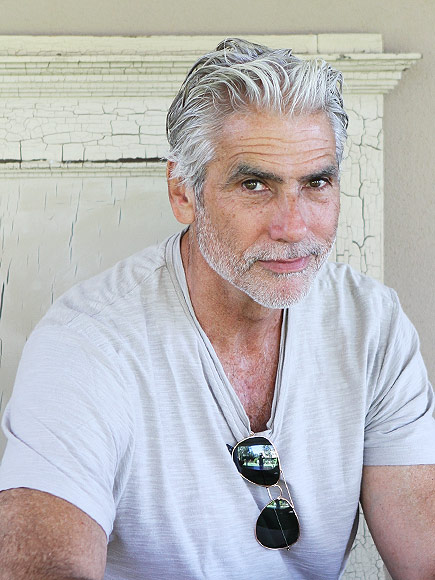 Homeless Model Mark Reay Shares His Story with PEOPLE