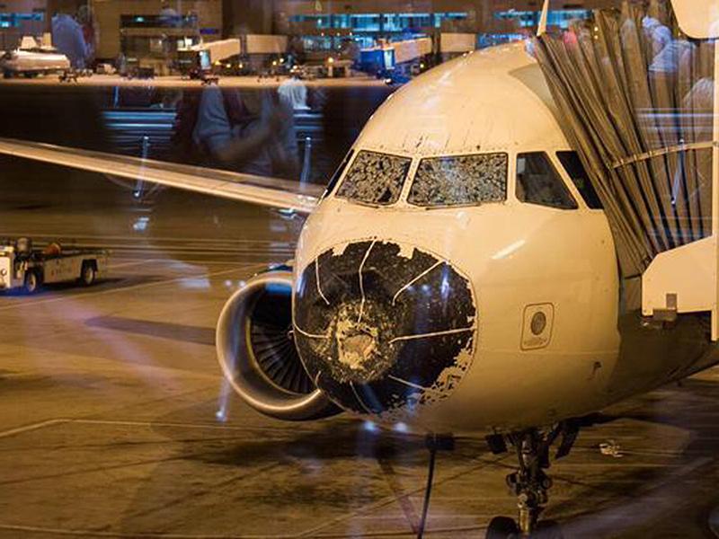 Delta Plane Makes Emergency Landing in Denver