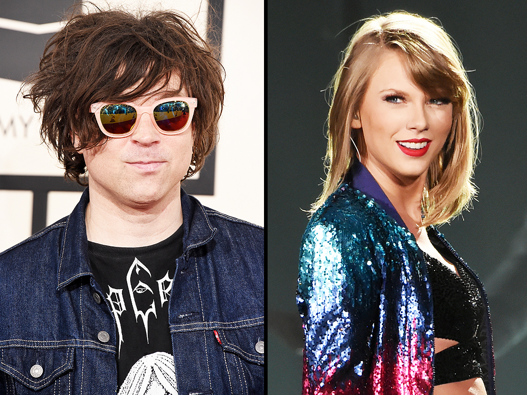 Ryan Adams Is Recording a Cover Album of Taylor Swift's 1989 and She's Excited About It