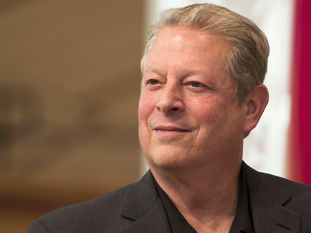 Producer Slams Tabloid Report of an Affair with Al Gore